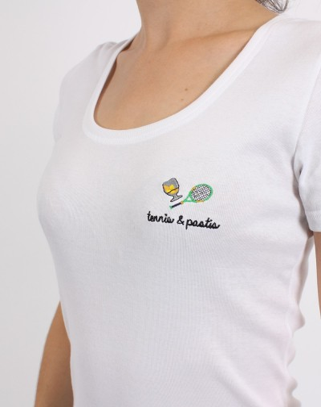 T-shirt Pastis