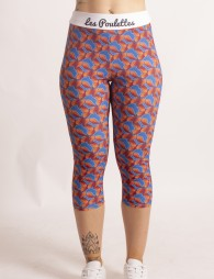Legging court Wax