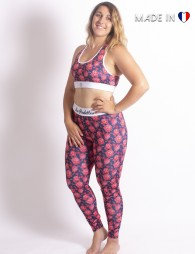 Legging long Roses
