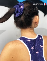 Scrunchie Flamingo