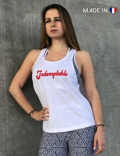 Sports tank top Indomptable