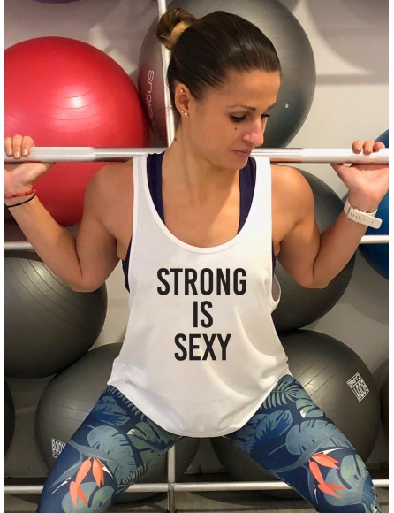 Débardeur Strong is Sexy