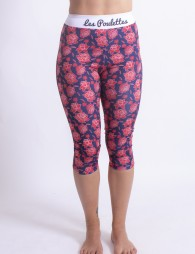 Legging court roses