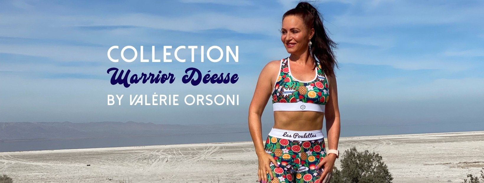 Collection Warrior Déesse by Valérie Orsoni